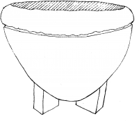 Diagram of Volcano Bowl