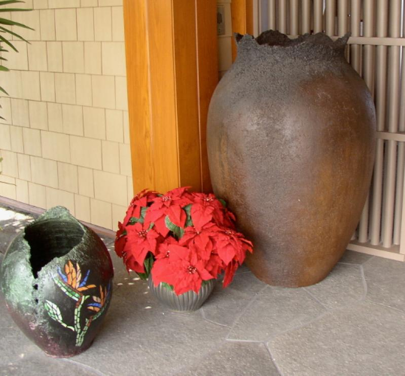 Image of Egg Vase