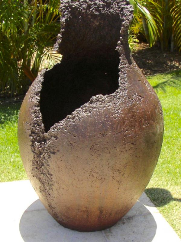 Image of Narrow Vase